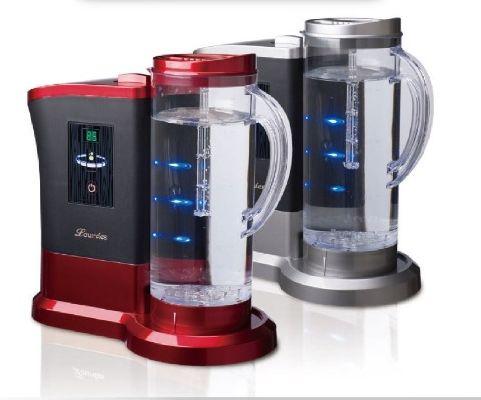 Hidrogénes víz készítő berendezés
