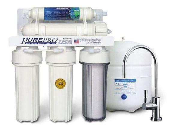 PurePro RO 105 ozmózis víztisztító berendezés