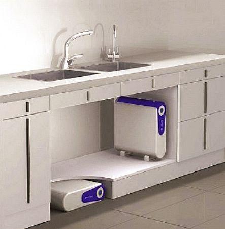 Puricom Binature tartály nélküli víztisztító