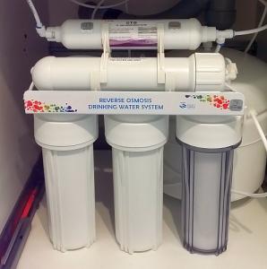 Biocom-RO-102-A Mini víztisztító